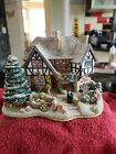 Lilliput Lane The Three Kings L2650 Illuminated Cottages 2003 With Deeds