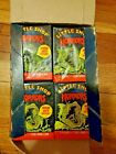 1986 Topps Little Shop of Horrors BOX - 36 Unopened Wax Packs All Sealed w Gum