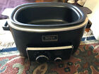 Ninja 3 in 1 Cooking System MC702 6 Quarts Capacity w Function Dial accessories
