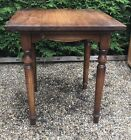 Wooden pub / cafe table