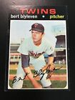 Bert Blyleven Cards, Rookie Cards and Autographed Memorabilia Guide 16
