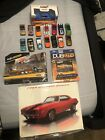 Diecast cars 1 64 scale  lot of 18