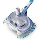 Flexible Swimming Pool Spa Suction Vacuum Head Cleaning Tool Equipment US