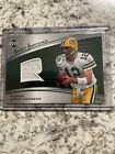 Aaron Rodgers Rookie 2005 Sweet Spot Rookie Sweet Swatches #SRAR Packers