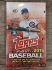 2015 Topps Update Hobby Box - Sealed - Lindor RC? Bryant RC? Correa RC? Invest!