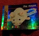 TRAP (BLUE) Ty Beanie Baby/Babies Collector's Club Trading Card Series 1, 1998