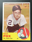 Nellie Fox Cards and Autographed Memorabilia Guide 14