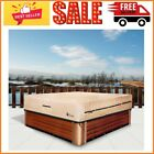 Pool Spa Part Hot Tub Outdoor Cover Cap Heavy Duty Water Resistant Polyester