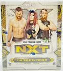 2020 Topps WWE NXT Sealed Hobby Box 2 Packs And Autographs Per Box