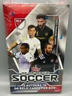 2021 Topps MLS Major League Soccer Hobby Box NEW Factory Sealed 3 Autos or Relic