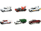 DUALLY DRIVERS SERIES 7 SET OF 6 TRUCKS 1 64 DIECAST CARS BY GREENLIGHT 46070