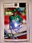 2017 Topps Clearly Authentic Baseball Cards 14