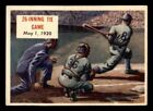 1954 Topps Scoops Trading Cards 7