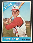Pete Rose Baseball Cards, Rookie Card and Autographed Memorabilia Guide 13