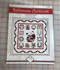 Baltimore Christmas by P3 Designs Applique Quilt Pattern 69 X 69