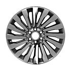 10178 Reconditioned OEM Aluminum Wheel 22x95 Fits 2018 2021 Lincoln Navigator