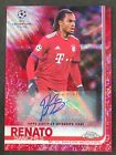 2018-19 Topps Chrome UEFA Champions League Soccer Cards 25