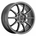 4 Wheels Rims 17 Inch for Jeep Compass Patriot Prospector 306