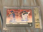 2019 Topps Now 906D Pete Alonso Aaron Judge dual AUTO 10 Rookie Bgs 9.5 Pop 1!