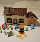 Lego The Simpsons House - 71006 Retired Set Near Complete