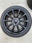 Ford Mustang GT 2016 Wheels and Tires 4 Black