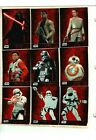 2016 Topps Star Wars The Force Awakens Complete Set - Limited Edition 22