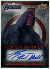 Avengers Autographs: Collecting the Stars of the Blockbuster Movie 29