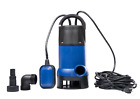 3400 GPH 1HP Sump Pump with 30 foot cable