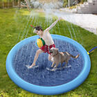 Pet Dog Sprinkler Pad Play Swimming Pool Inflatable Water Spray Pad Cooling Mat