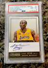 Law of Cards: Panini and Art of the Game Settle Kobe Bryant Autograph Suit 16