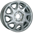 04031 New Compatible 16in Aluminum Wheel Fits Buick Regal 1997 2004 Chrome