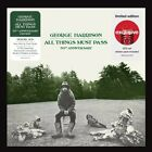 George Harrison All Things Must Pass Target Exclusive 3 CD  Sticker Pack 8 6 21