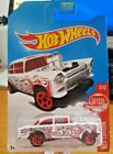 Hot Wheels  Red Edition  55 Chevy Bel Air Gasser  Target Exclusive  Protecto