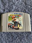 Mario Kart 64 Nintendo 64 1997 Authentic Cartridge Only Tested  Works N64