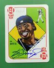 Ken Griffey Jr. Autographs Announced for Topps Products 13