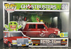 FUNKO POP ECTO-1 SLIMER GHOSTBUSTERS 2016 SDCC EXCLUSIVE OFFICIAL STICKER RIDES