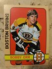 Bobby Orr Cards, Rookie Cards and Autographed Memorabilia Guide 8