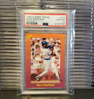 Gary Sheffield Rookie Cards and Autographed Memorabilia Guide 12