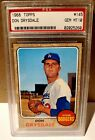 Top 1968 Baseball Cards to Collect 17