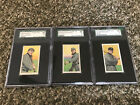 T206 Detroit Tigers Collection 27 Cards Incl 6 HOF (Cobb, Jennings, Crawford)
