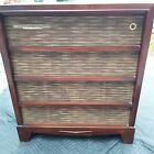 RCA Victor SHF 5 Orthophonic Tube Console Record player conversion