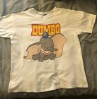 Vintage Rare Dumbo Disney T Shirt Made In USA Character Fashions Tag XL Single
