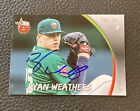 Ryan Weathers Signed 2019 Tin Caps Team Set Autographed Card RC Auto Padres