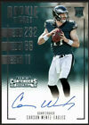 Contenders Football Rookie Ticket Autographs Visual History: 1998-2017 28