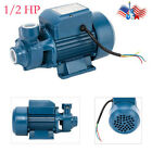 Portable Centrifugal Clear Water Pump 1 2 HP Electric Pond Pool Pumps 370w Hot