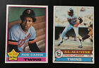 Rod Carew Cards, Rookie Cards and Autographed Memorabilia Guide 12