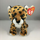 TY Beanie Baby - CHESSIE the Cheetah (5.5 inch) - MINT WITH MINT TAGS - Retired
