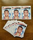 🔥10X LOT Amad Diallo Rookie Cards 2020 Topps Living Set Toploaded Bubble Pack