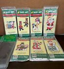 Large Lot of Vtg Yard Art Do It Yourself Christmas Patterns  Graphite Paper