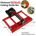 Lumber Cutting Guide Steel Timber Tuff Chainsaw Attachment Saw Mill Wood Cut US